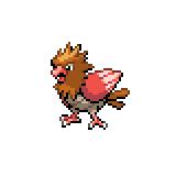 Pokémon Pokédex Nummer 21 Habitak