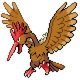 Pokémon Pokédex Nummer 22 Ibitak