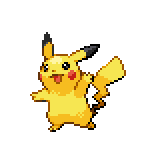 Pokémon Pokédex Nummer 25 Pikachu