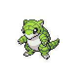 Pokémon Pokédex Nummer 27 Sandan Shiny
