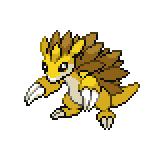 Sandamer Pokémon