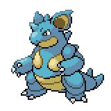 Pokémon Pokédex Nummer 31 Nidoqueen