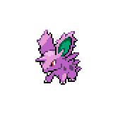 Pokémon Pokédex Nummer 32 Nidoran (m)