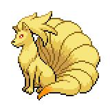 Pokémon Pokédex Nummer 38 Vulnona