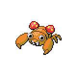 Pokémon Pokédex Nummer 46 Paras