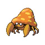 Pokémon Pokédex Nummer 47 Parasek Shiny