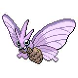 Pokémon Pokédex Nummer 49 Omot