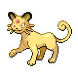 Pokémon Pokédex Nummer 53 Snobilikat