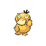Pokémon Pokédex Nummer 54 Enton