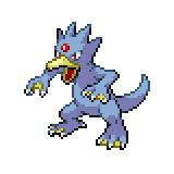 Pokémon Pokédex Nummer 55 Entoron