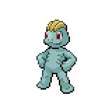 Pokémon Pokédex Nummer 66 Machollo