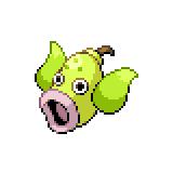 Pokémon Pokédex Nummer 70 Ultrigaria Shiny