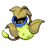 Pokémon Pokédex Nummer 71 Sarzenia Shiny
