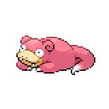 Pokémon Pokédex Nummer 79 Flegmon