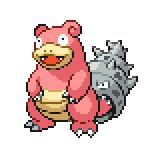 Pokémon Pokédex Nummer 80 Lahmus