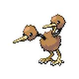 Pokémon Pokédex Nummer 84 Dodu