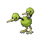 Pokémon Pokédex Nummer 84 Dodu Shiny