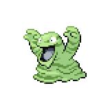 Pokémon Pokédex Nummer 88 Sleima Shiny