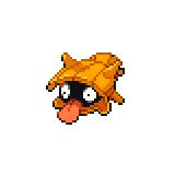 Pokémon Pokédex Nummer 90 Muschas Shiny