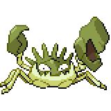 Pokémon Pokédex Nummer 99 Kingler Shiny