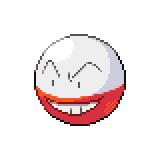 Pokémon Pokédex Nummer 101 Lektrobal