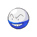 Pokémon Pokédex Nummer 101 Lektrobal Shiny