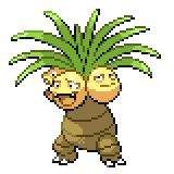 Pokémon Pokédex Nummer 103 Kokowei