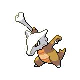 Pokémon Pokédex Nummer 105 Knogga
