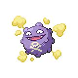 Pokémon Pokédex Nummer 109 Smogon