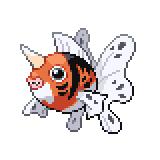 Pokémon Pokédex Nummer 119 Golking