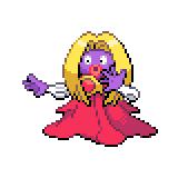 Pokémon Pokédex Nummer 124 Rossana
