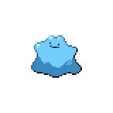 Pokémon Pokédex Nummer 132 Ditto Shiny