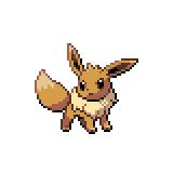 Pokémon Pokédex Nummer 133 Evoli