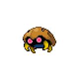 Pokémon Pokédex Nummer 140 Kabuto
