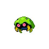 Pokémon Pokédex Nummer 140 Kabuto Shiny