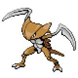 Pokémon Pokédex Nummer 141 Kabutops
