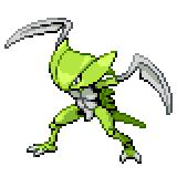 Pokémon Pokédex Nummer 141 Kabutops Shiny