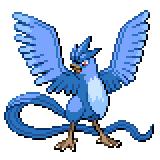 Pokémon Pokédex Nummer 144 Arktos