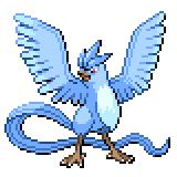 Pokémon Pokédex Nummer 144 Arktos Shiny
