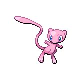 Pokémon Pokédex Nummer 151 Mew