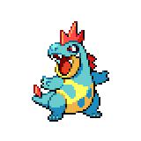Pokémon Pokédex Nummer 159 Tyracroc