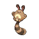 Pokémon Pokédex Nummer 161 Wiesor