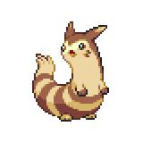 Pokémon Pokédex Nummer 162 Wiesenior