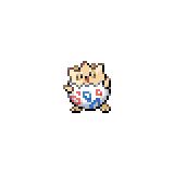 Pokémon Pokédex Nummer 175 Togepi