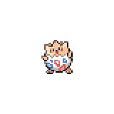 Pokémon Pokédex Nummer 175 Togepi Shiny