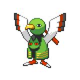 Pokémon Pokédex Nummer 178 Xatu