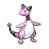 Pokémon Pokédex Nummer 181 Ampharos Shiny
