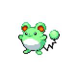 Pokémon Pokédex Nummer 183 Marill Shiny