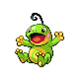 Pokémon Pokédex Nummer 186 Quaxo