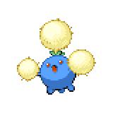 Pokémon Pokédex Nummer 189 Papungha